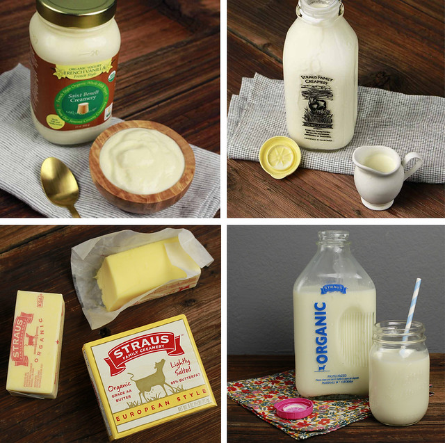 Recurring Dairy Items