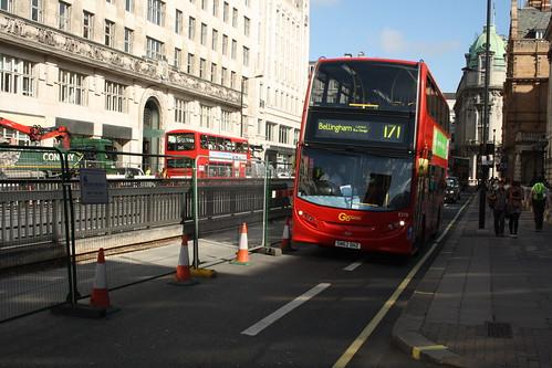 London Central E270 SN62DHZ