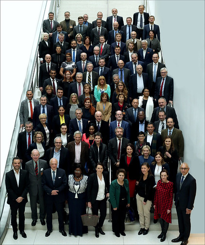 Paris, 9 February 2017- 5th OECD Global Parliamentary Network