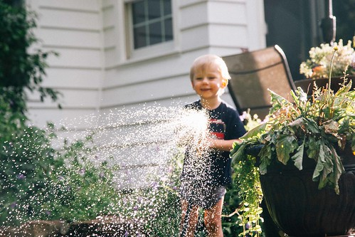 Will with hose at mimi papas-1 | by dani920