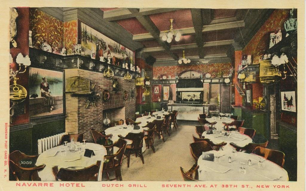 Navarre Hotel - New York, New York