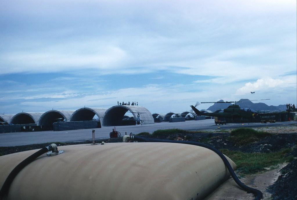 Mag 16 By Wally Beddoe Wonder Arch Aircraft Shelters At