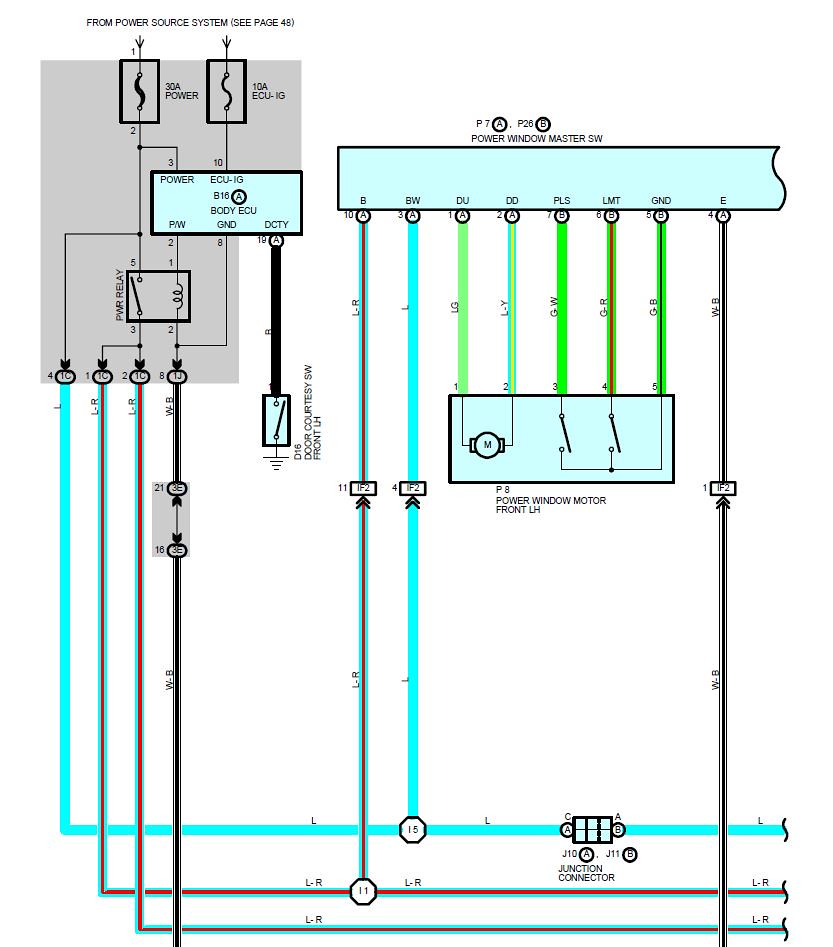 power window modification toyota 4runner forum largest 4runner forum 2012 Silverado Power Window Wiring Diagram here\u0027s what it looks like when you do the power outlets