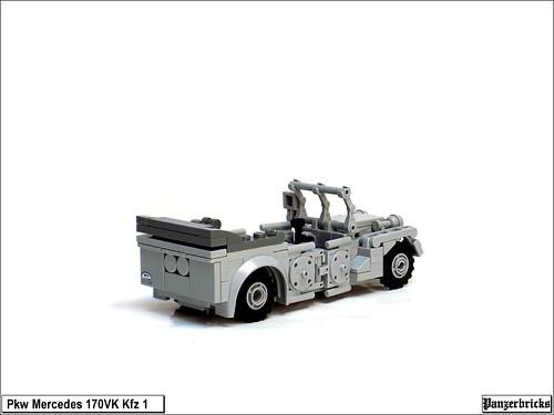 Mercedes-Benz 170VK Kfz 1 de Panzerbricks