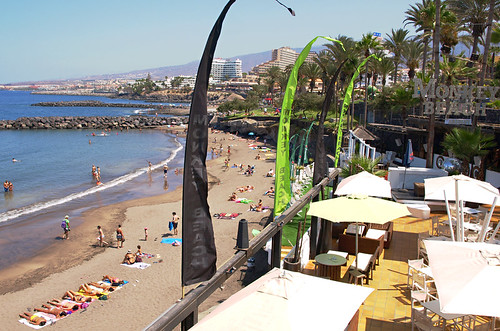 Monkey Beach Club, Costa Adeje, Tenerife