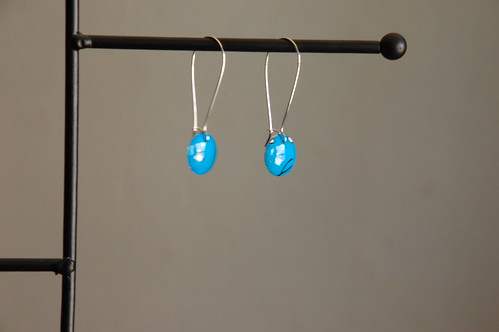 Up Cycled Earrings by Carrie Crocker | by ccmetalsmith