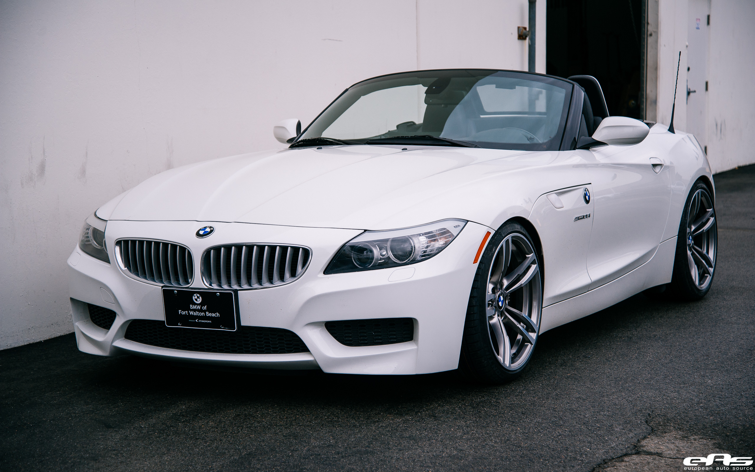 E89 Z4 Gets Some M Dna Bmw Performance Parts Amp Services
