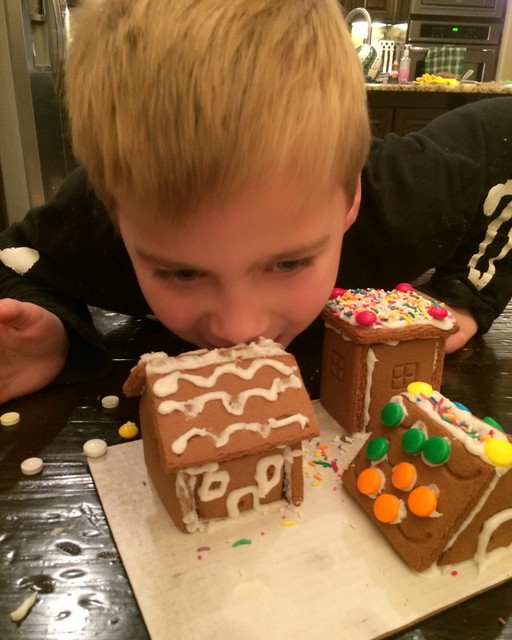 Gingerbread House 2014_14