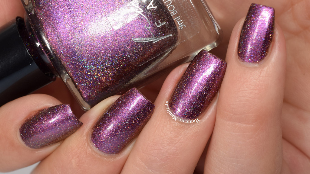 Femme Fatale Cosmetics The Last Resort Swatch