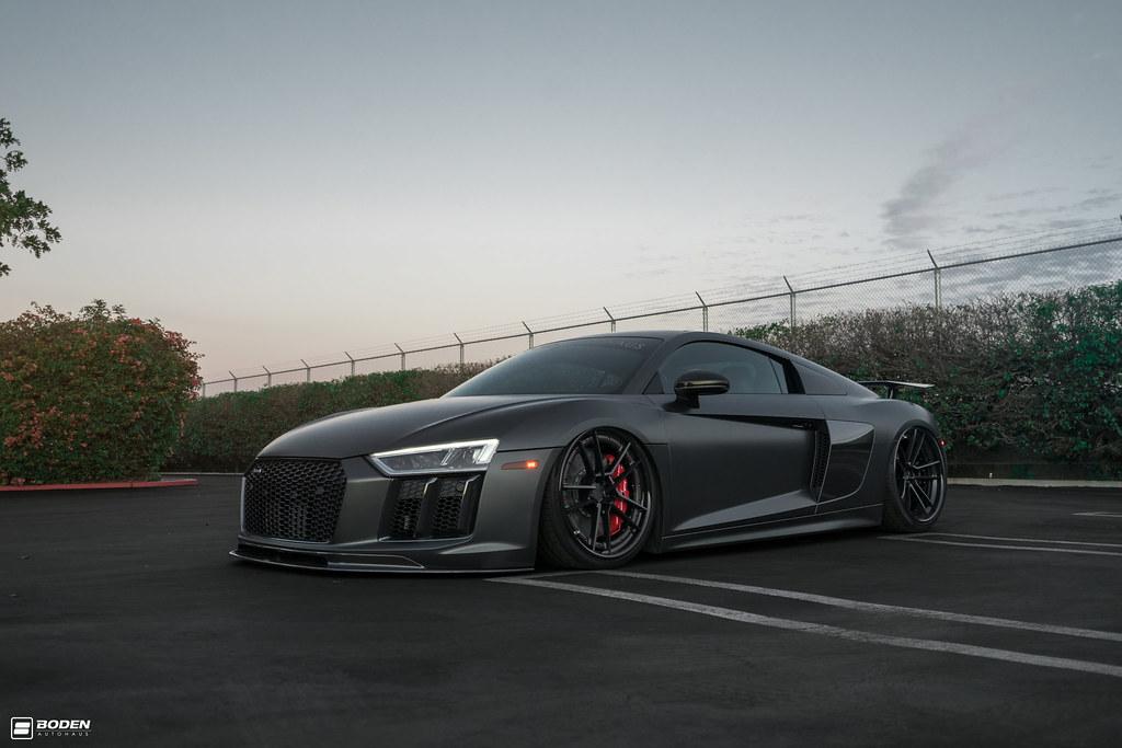 Boden Audi R8 v10 Build 2016   Boden Autohaus   Audi R8 V10 ...