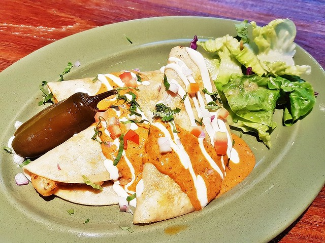 Taco Mexicana De Adobada