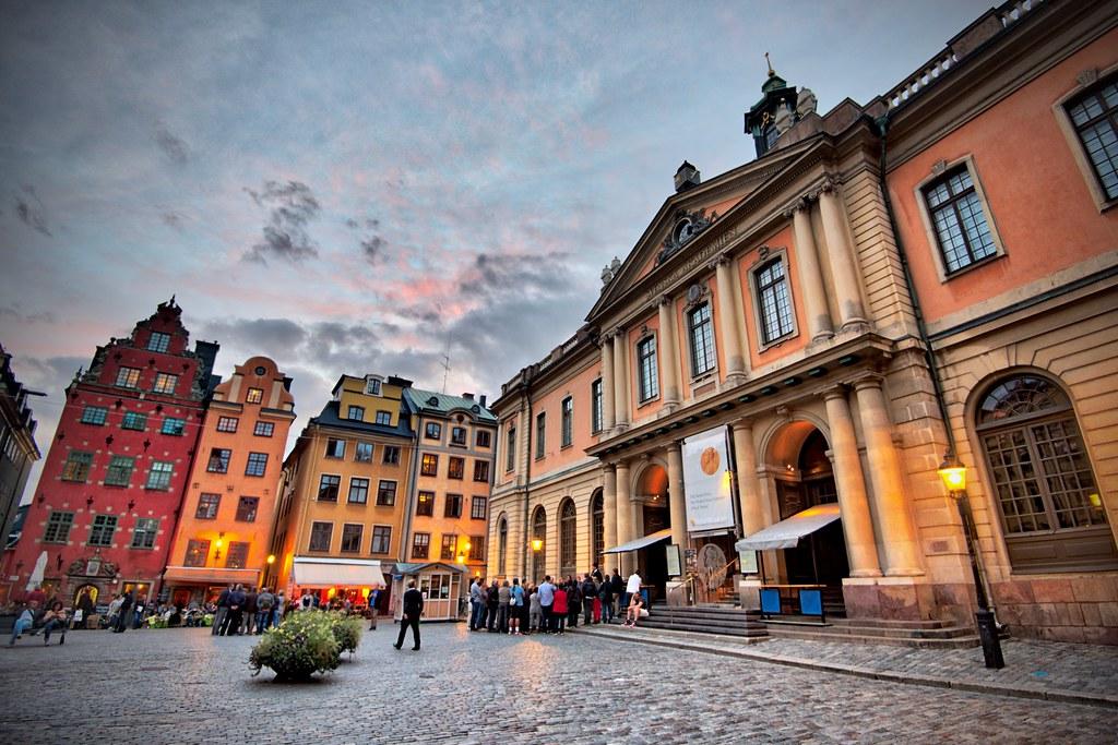 Svenska Akademien (Swedish Academy)