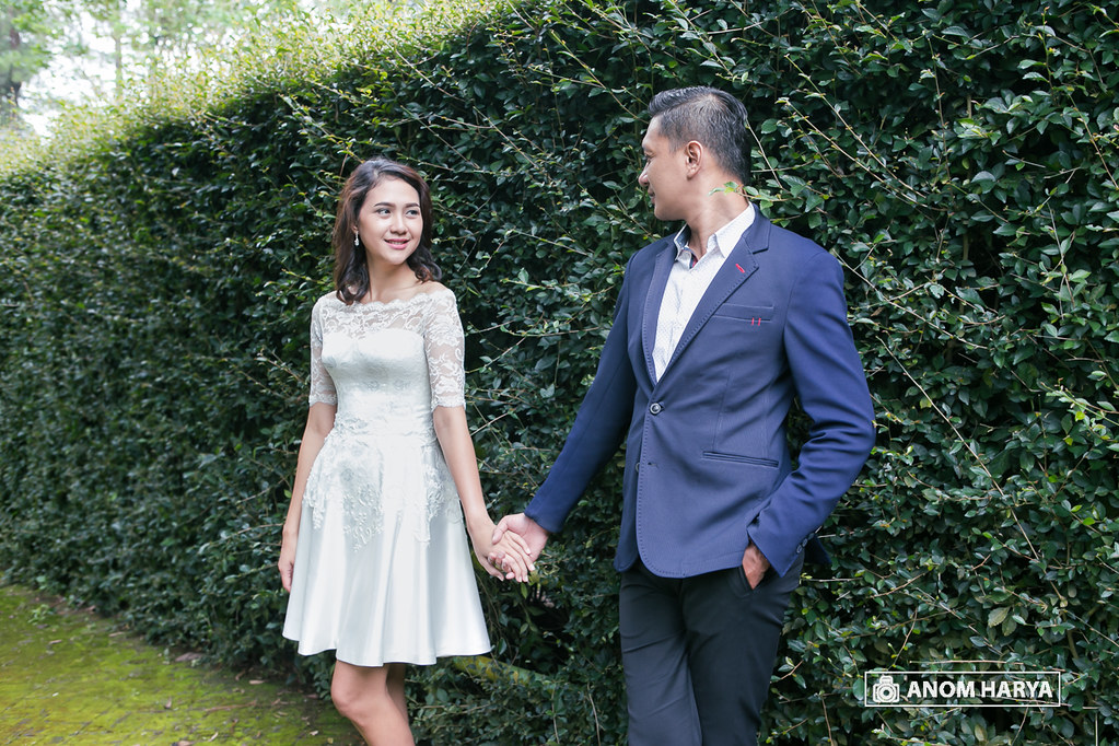 Outdoor Prewedding