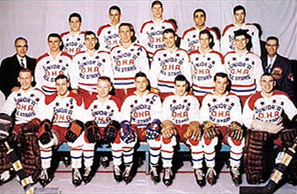 1959-60 OHA All-Stars