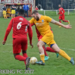 London Bari FC v Barking FC - Saturday March 11th 2017