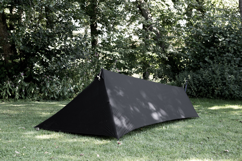 & 1-Person Tarp Tent | Flickr
