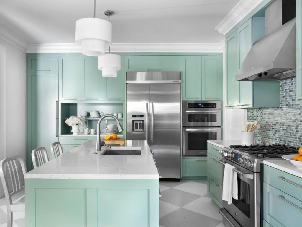 Stunning Painted Kitchen Cabinet Ideas to Inspire   Stunning…   Flickr
