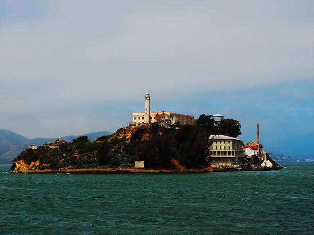 Alcatraz Island, San Francisco, CA, USA