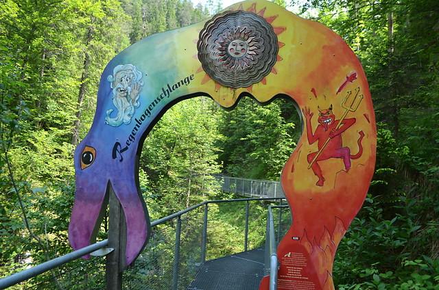 Leutasch Spirit Gorge, Leutascher Geisterklamm