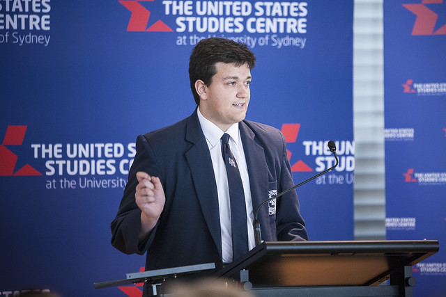 2015 Debate the Future of America competition final