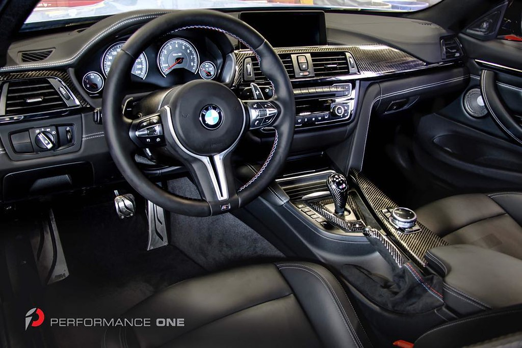 The Gallery For Bmw M4 F82 Interior