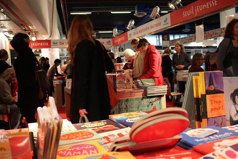 Salon du Livre et de la Presse Jeunesse (SLPJ) - Montreuil