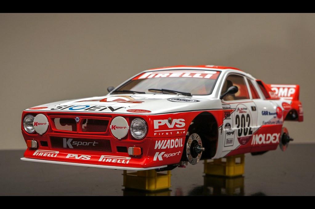 Rally Car Rc Racing