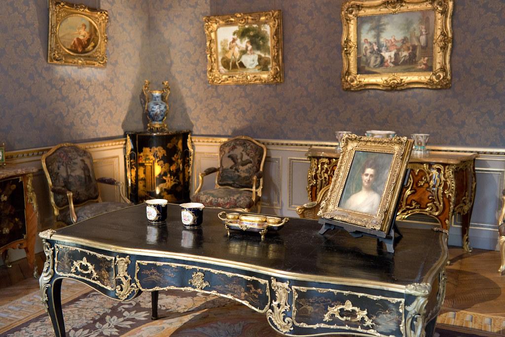 Jacquemart andré 6 salon de réception sur le bureau le pu2026 flickr