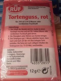 Tortenguss Ruf