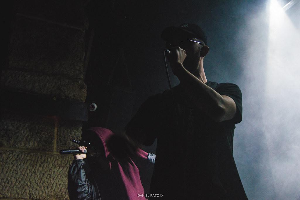 Mike El Nite + NERVE + L-Ali @ Musicbox Lisba
