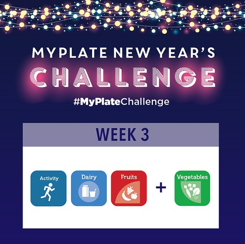 MyPlate New Year's Challenge Week 3 graphic