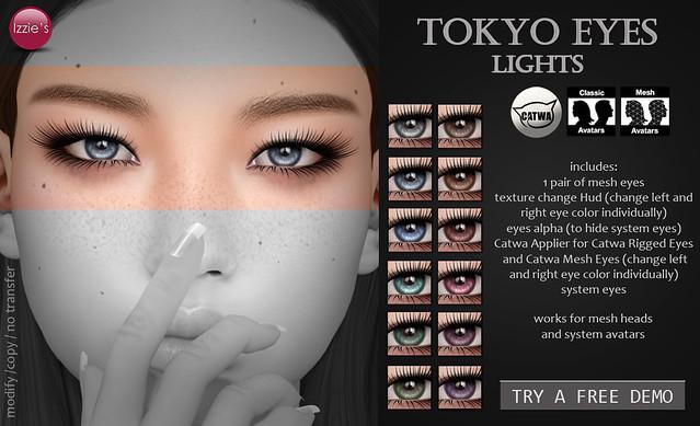 Tokyo Eyes (lights)