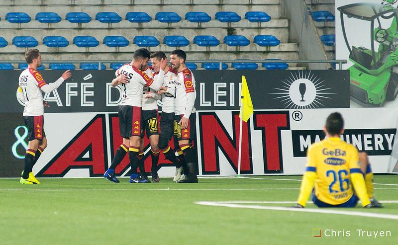 K Sint-Truidense VV - KV Mechelen (25/01/2017)
