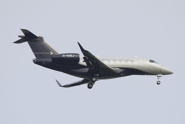G-SUEJ Embraer EMB-500 Legacy