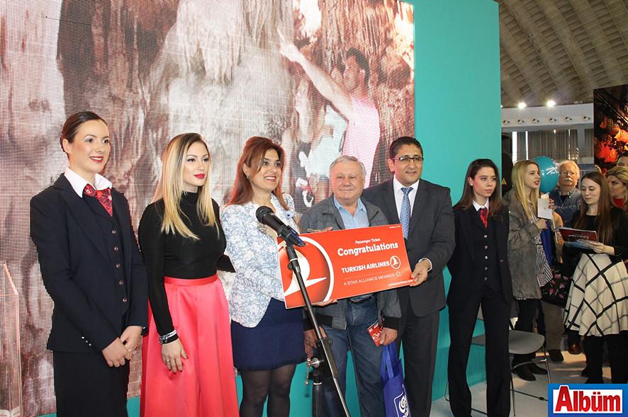 Tanıtımda Alanya Farkı ( Uluslararası Belgrad Turizm Fuarı)