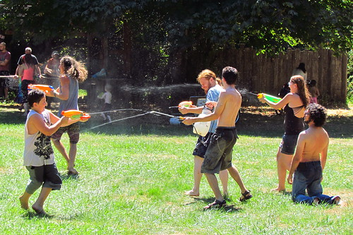 2015 OCF WaterFight! @ Teddy Bear | by dsgetch
