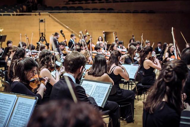 08/01/2017 Concert Solidari de la JONC a L'Auditori