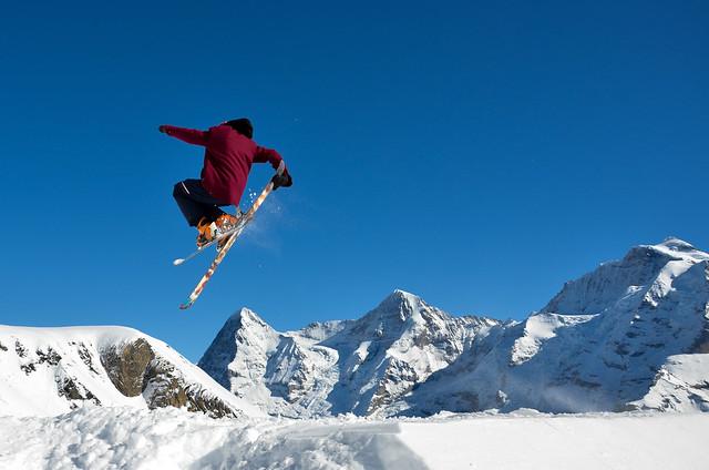 Freeski Camp 2017 - SKYLINE SNOWPARK