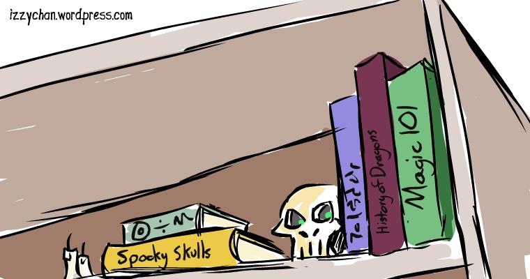 library magic books
