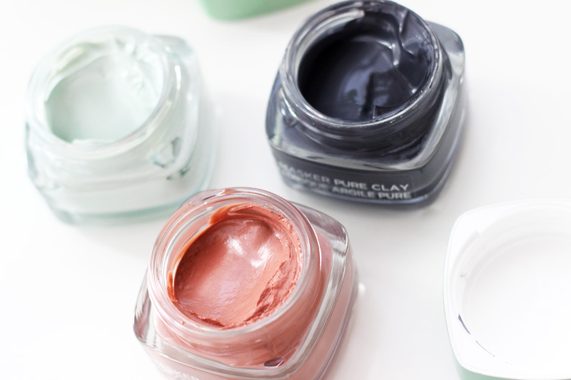 Clay Masks L'Oréal Review