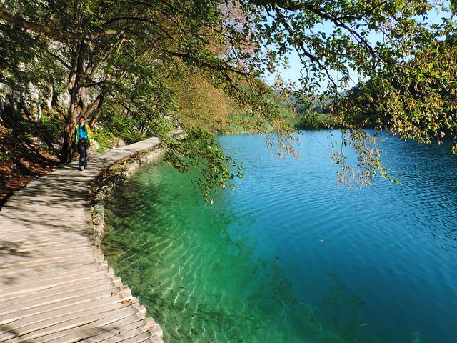 Croatian Itinerary: Plitvice Lakes National Park, Croatia