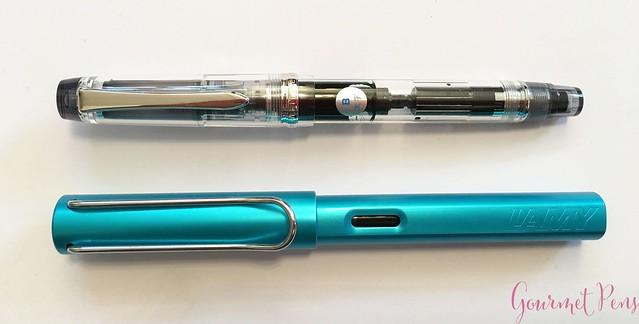Review Pilot Custom Heritage 92 Fountain Pen - Broad @PilotPenUSA @PenChalet 8