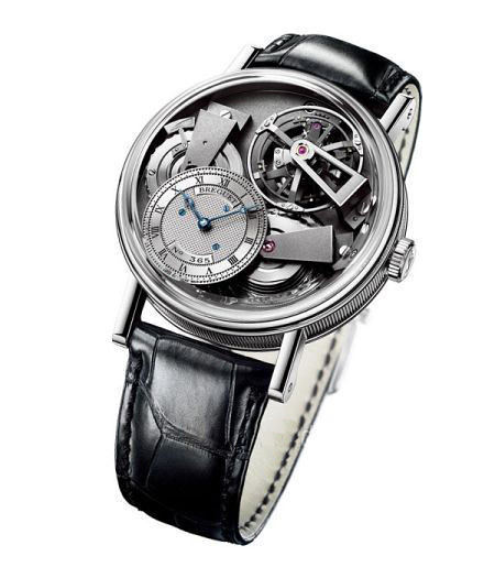 Sesame chain Breguet Tourbillon watch