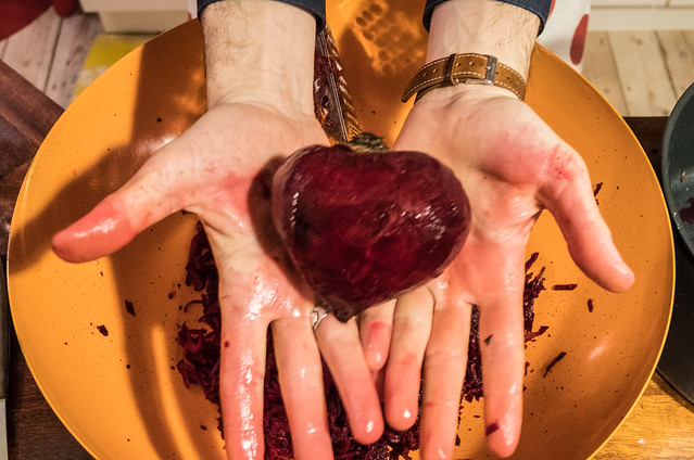 27/365 the Hearth beet(root)
