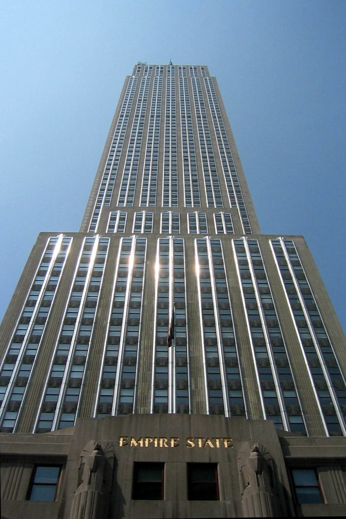 Empire State Building Bottom