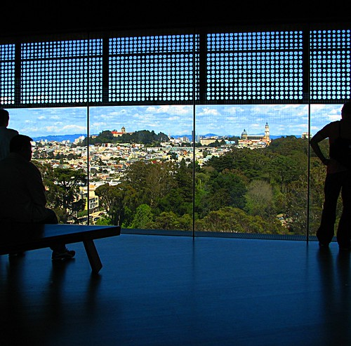 Looking Out Over San Francisco From the Tower of the De Young | by Tolka Rover