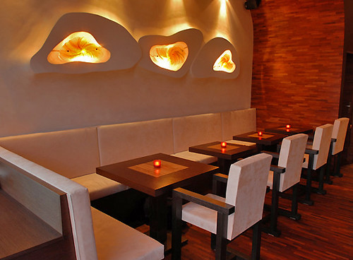 coco mokka cafe interior fused glass lights interior desi flickr. Black Bedroom Furniture Sets. Home Design Ideas