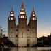SLC LDS Temple