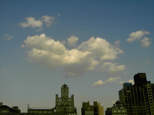 clouds over new york - photo #14