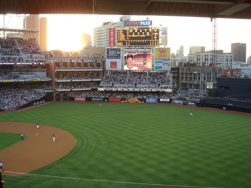7-1 Padres Game (2) | by Tostie14